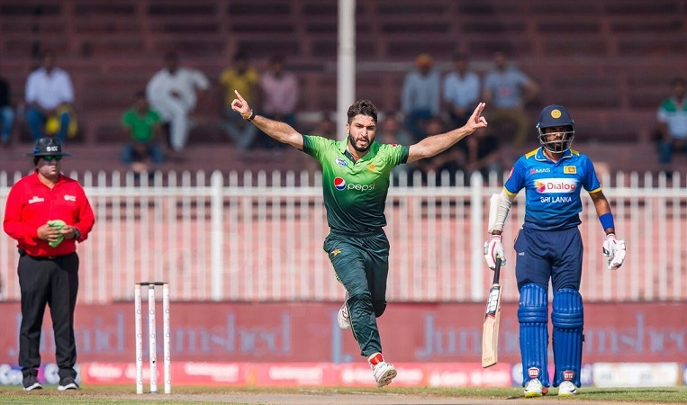 Images for Usman's 3rd-quickest 5-wicket haul in ODIs floors Sri Lanka