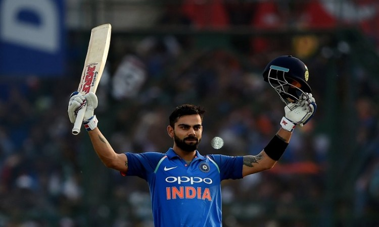 Virat Kohli returns to No.1 spot in ICC ODI rankings