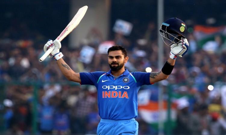 Virat Kohli becomes fastest to 9000 ODI runs