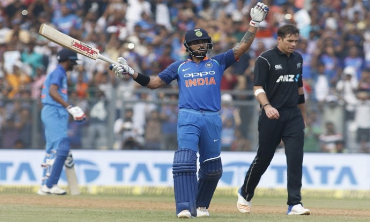 Top Five Batsman who take Fewest inngs to 1000 ODI runs vs New Zealand