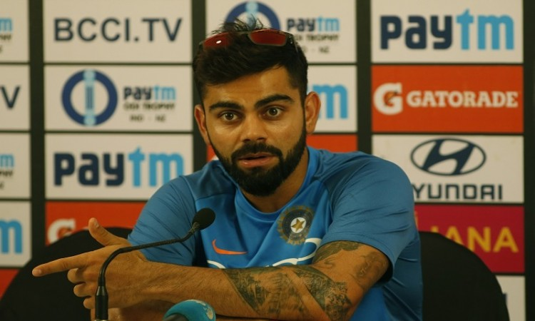 Images for Kohli clarifies decision on keeping Ashwin, Jadeja out