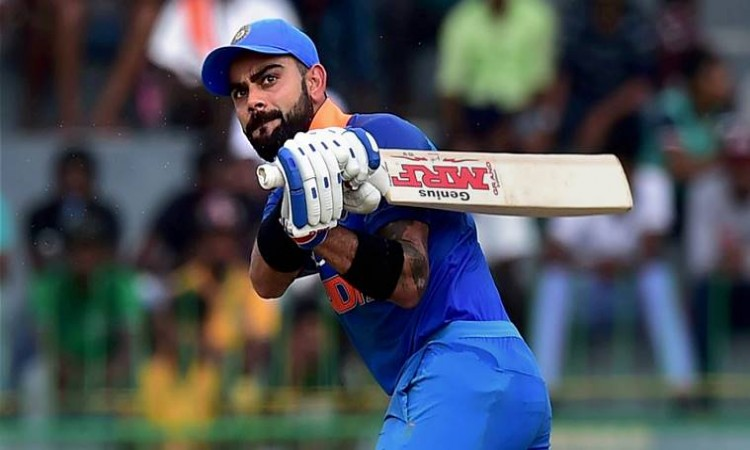 Virat Kohli 2000 runs in 2017 across all formats