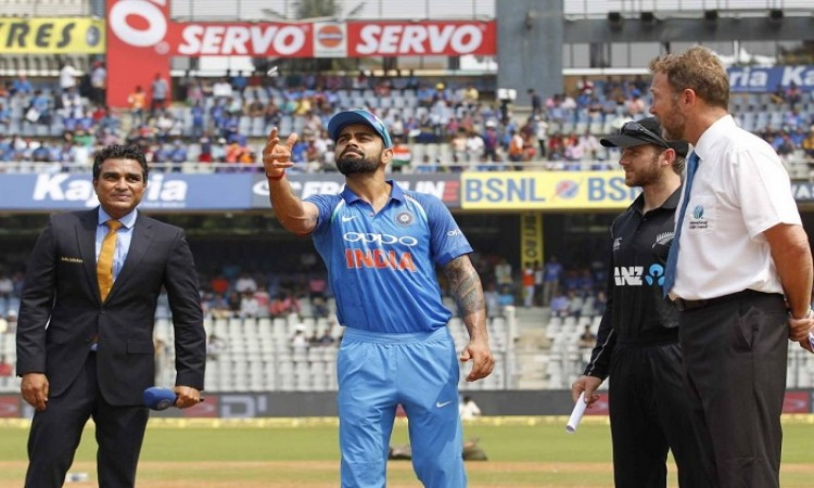 India vs New Zealand 3rd ODI Live Score