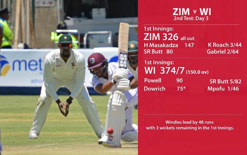 WI vs Zimbabwe