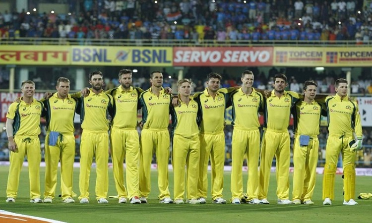 Four held for throwing stone at Australia team bus in Assam