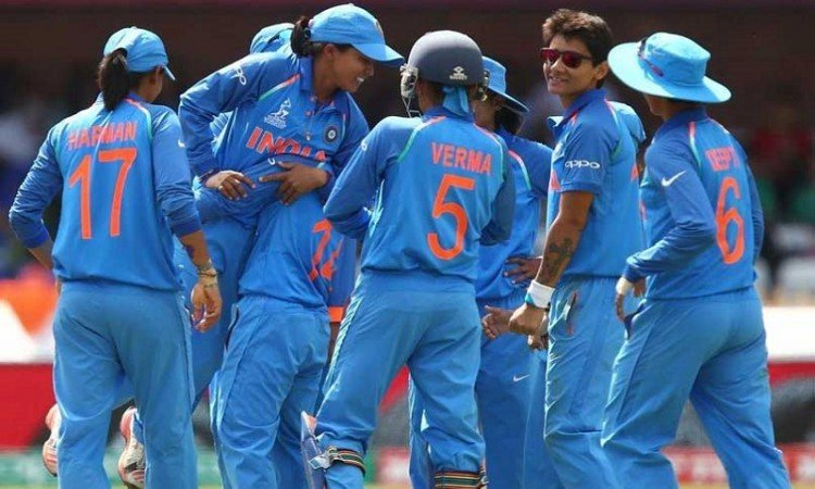 India remain 4th in women's cricket team rankings