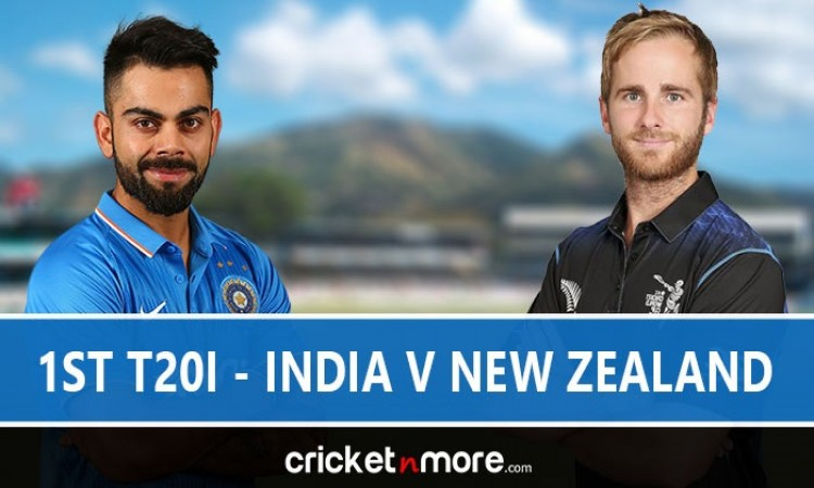 Images for India eye maiden T20I win against New Zealand (Preview)