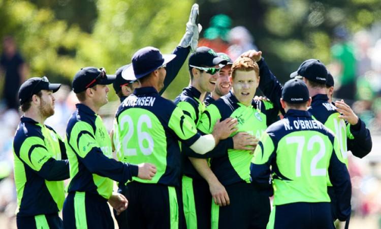 Ireland to make Test debut against Pakistan