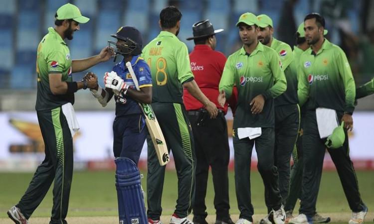पाकिस्तान बनाम श्रीलंका पहला वनडे