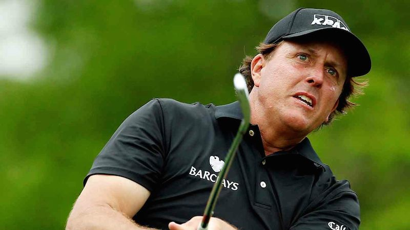 Phil Mickelson Images