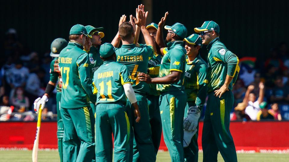 South Africa beat Bangladesh by 200 runs