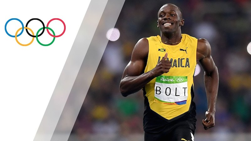 Usain Bolt Images in Hindi