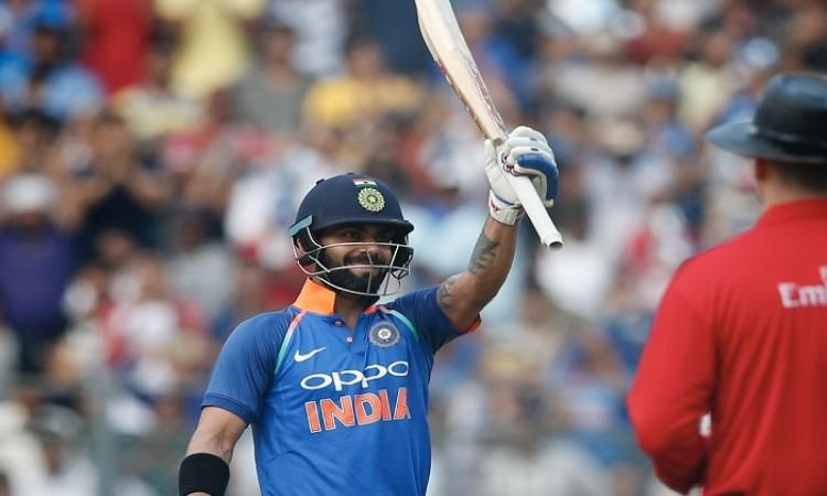 Virat Kohli scores 31st ODI century for India