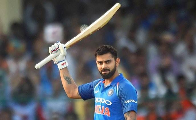 Virat Kohli overtakes Sachin Tendulkar in ICC ODI Ranking points