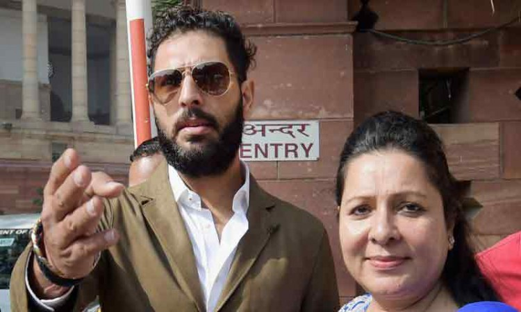 Images for Yuvraj named in domestic violence complaint