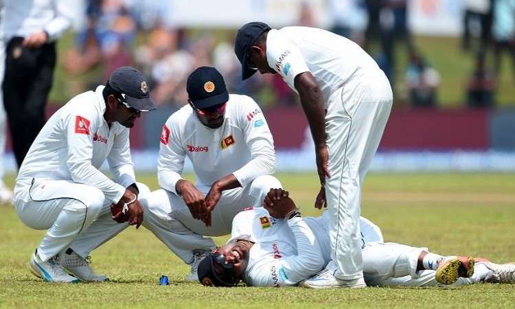 Asela Gunaratne unlikely to be flown to India for remaining two Tests