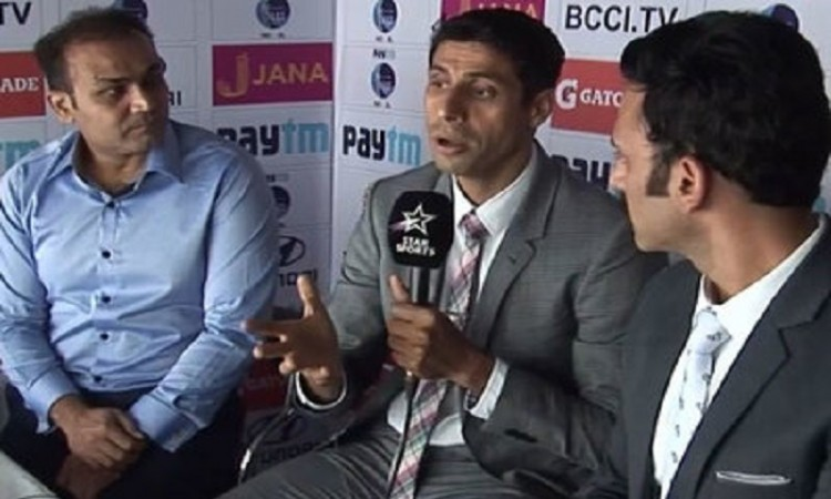 Ashish nehra debut in commentary alongside virender sehwag