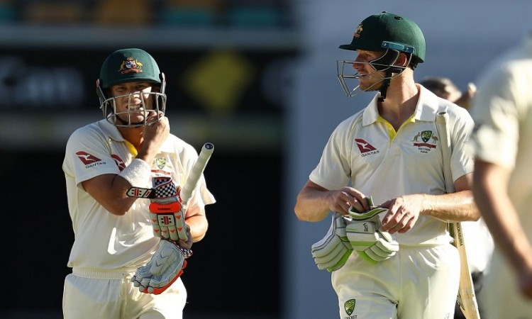 Images for Australia close in on taking 1-0 lead in Ashes series