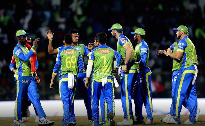 Sylhet Sixers vs Rajshahi Kings