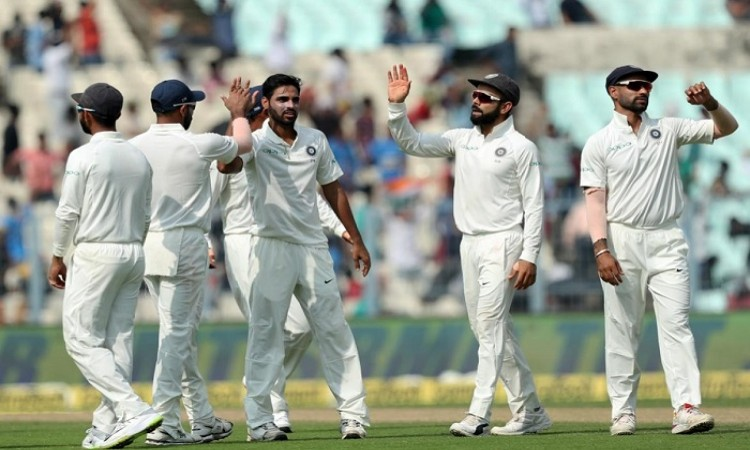 India tried hard to get Sri Lanka all-out, says Bhuvneshwar Kumar