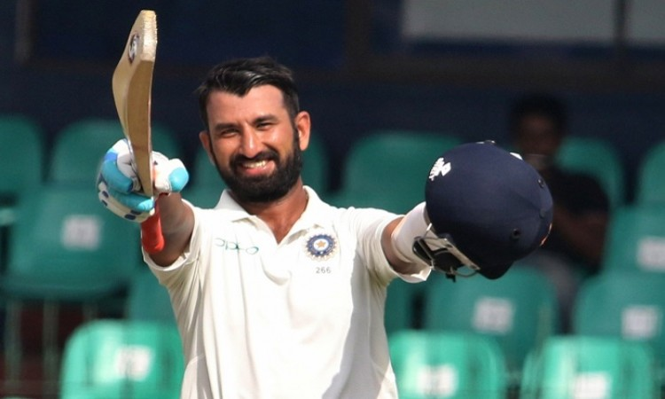 Images for Ranji Trophy: Pujara, Patel give Saurashtra flying start