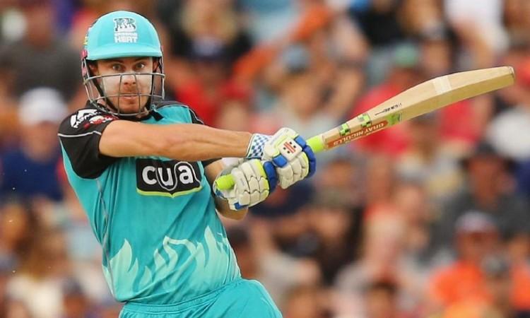 Chris Lynn to play in Hong Kong T20 Blitz 2018