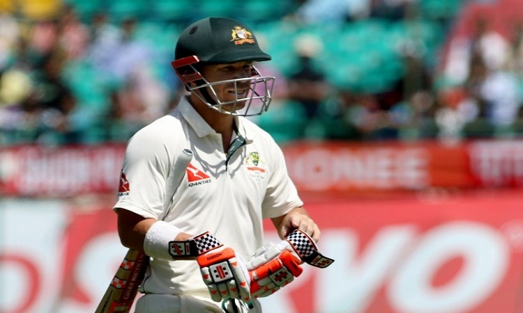 David Warner plays down injury scare ahead of Ashes opener