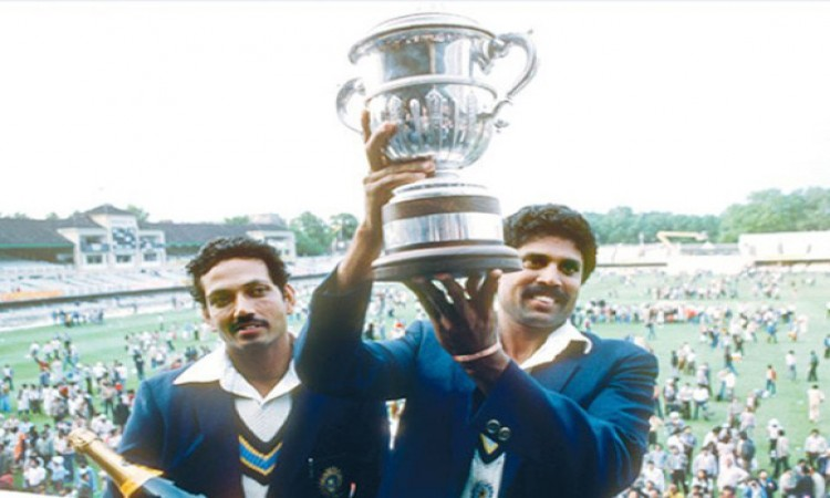 Film on 1983 cricket World Cup set for April 2019 release