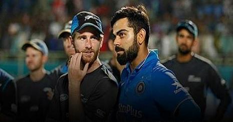 भारत बनाम न्यूजीलैैंड