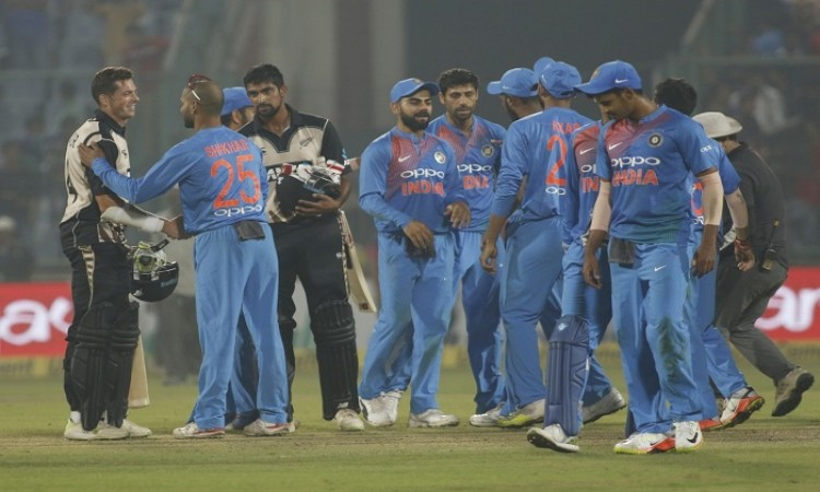 India's Predicted XI For Second T20I vs New Zealand