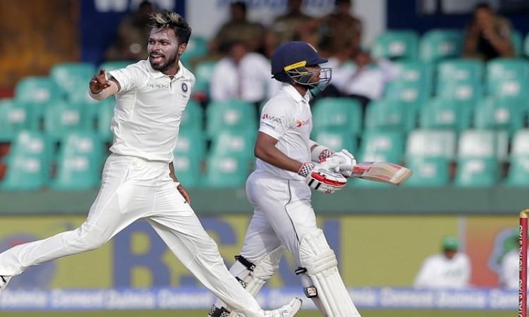 Sri Lanka announce test squad for India tour