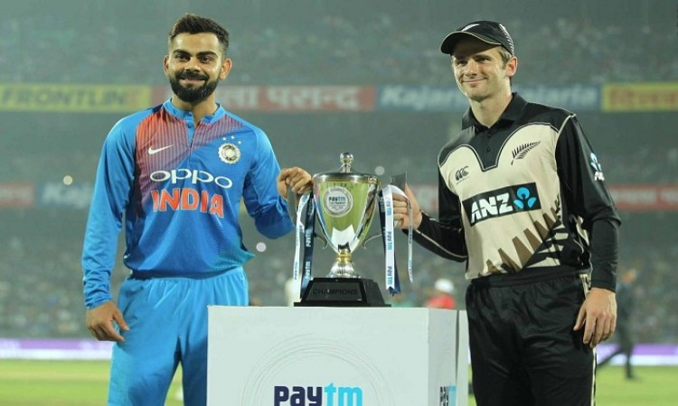 Rain threat looms over India vs New Zealand 3rd T20 at Thiruvananthapuram