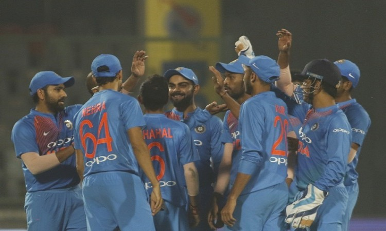 India vs New Zealand 1st T20I Statistical Highlights