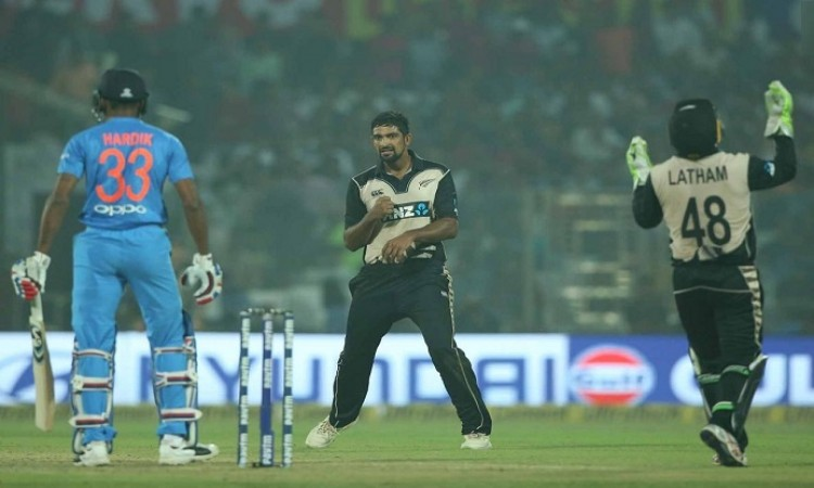 Will have to give our best shot in 2nd match says Ish Sodhi