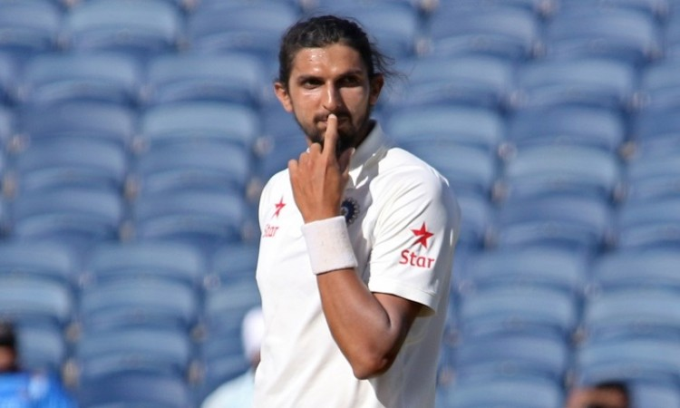 Images for Pacer Ishant Sharma released from India Test squad