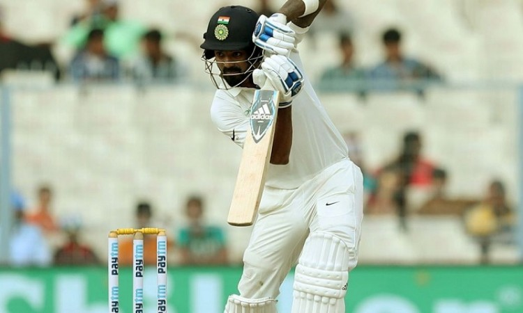 KL Rahul equals Chetan Chauhan record of Most 50s without a 100 in a calendar year