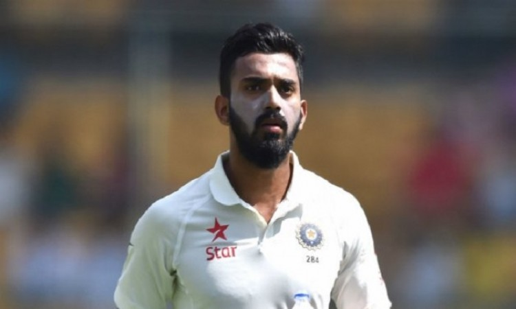 KL Rahul has become 6th Indian batsman to be dismissed on the first ball of a Test match