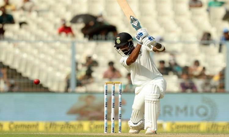 Images for First Test: India off to a good start against Sri Lanka at Tea