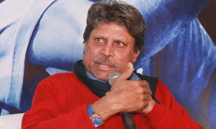 Kapil Dev compares Kohli with Dalmiya, hails Team India's fitness