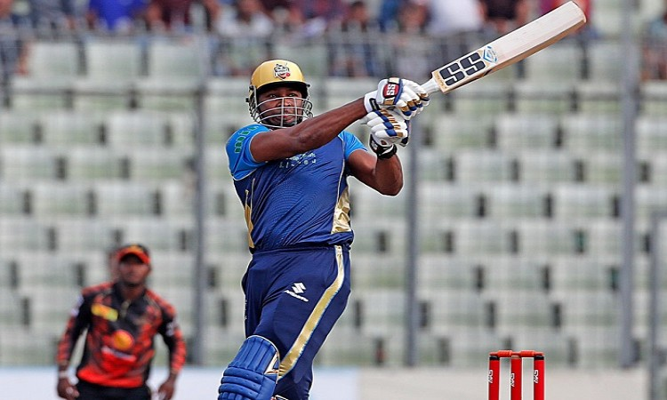 Kieron Pollard becomes just the second batsman to hit 500 SIXES in T20 Cricket