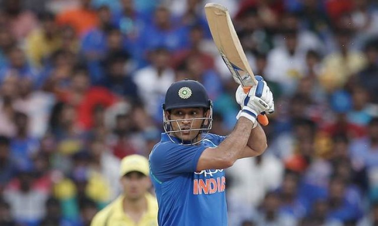 MS Dhoni has to approach T20Is differently says Sourav Ganguly