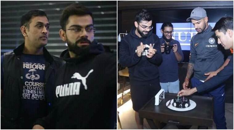 Virat Kohli's restaurant hosts Indian team-mates ahead of T20I in Delhi