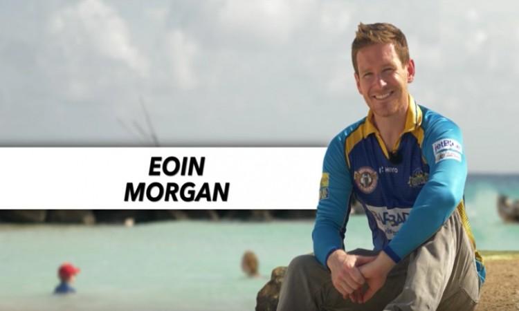 Eoin Morgan