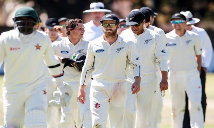 New Zealand announce 12-man squad for Tests vs West Indies