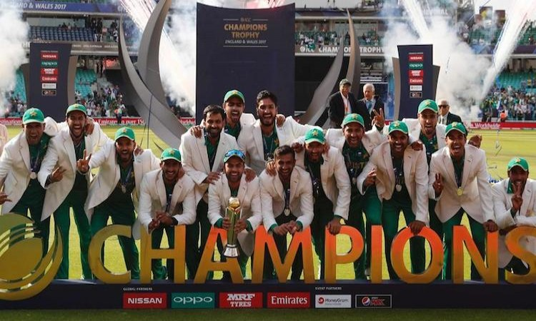 Pakistan T20I team
