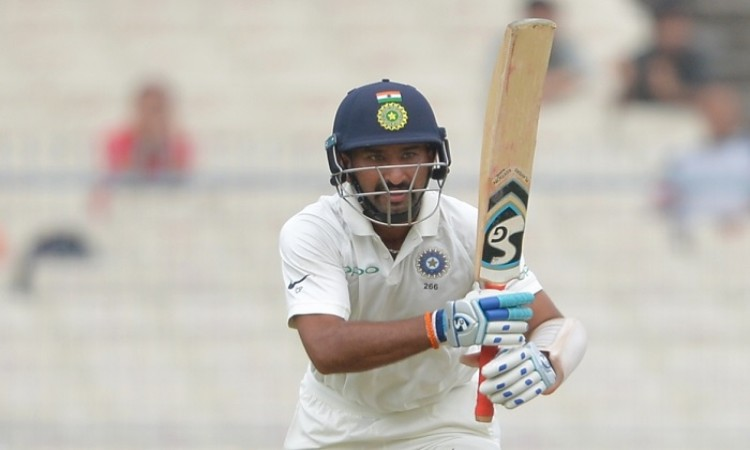 Playing county cricket has definitely helped me, says Cheteshwar Pujara