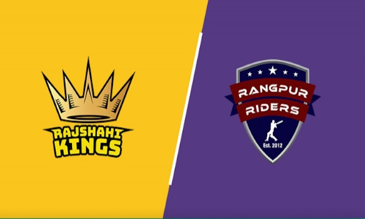 Ranpur Riders vs Rajshahi Kings