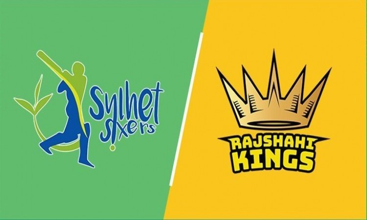 Rajshahi Kings vs Sylhet Sixers