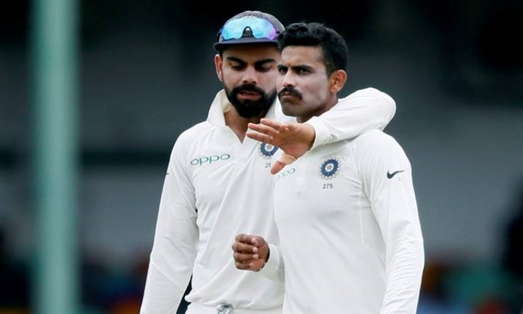 Team composition depends on opposition's combination says Ravindra Jadeja