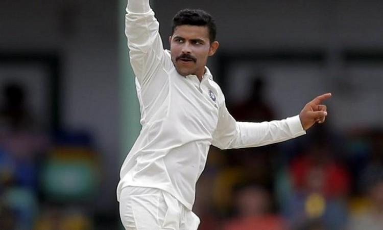 Ravindra Jadeja now number 3 in ICC Test bowler rankings